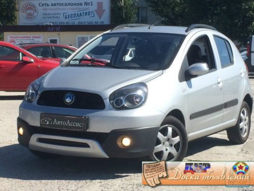 Продам GEELY LC CROSS