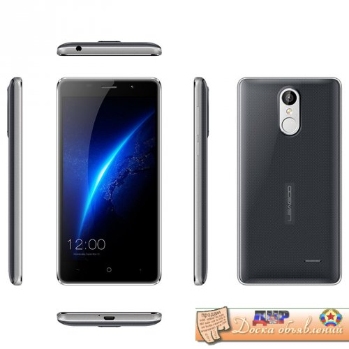 "Leagoo M5 2/16Gb, 5"" IPS 1280x720, 2/16GB, сканер"
